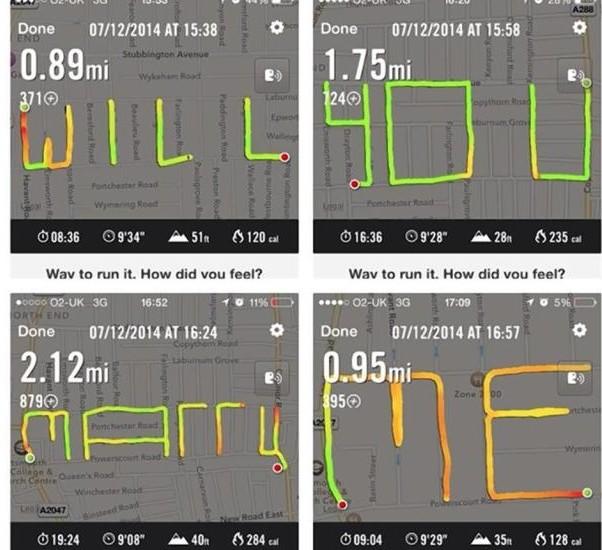 GPS-kunst til inspirasjon?