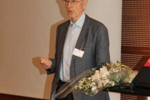 Fagprisen tildelt Bjørn Geirr Harsson