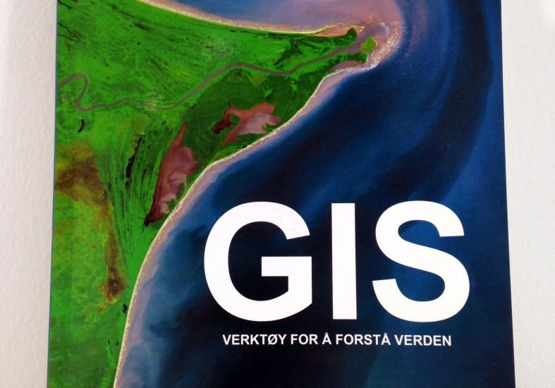 Ny lærebok i GIS
