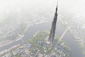 Ny tredimensjonal modell av Trondheim gjør det enklere å planlegge framtidas by