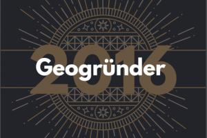 Geogründere 2016