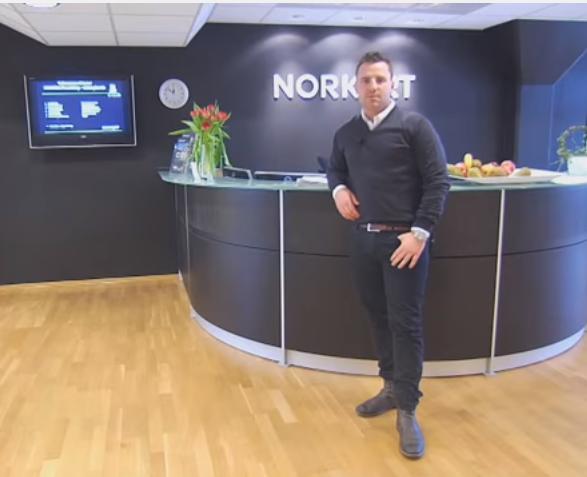 GIS-konsulent på NRK