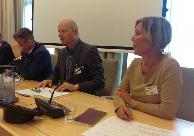 GeoForum deltok i høringen av stortingsmelding Digital agenda for Norge