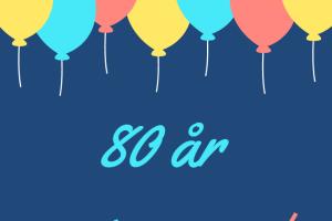 GeoForum Oslo og Akershus er 80 år