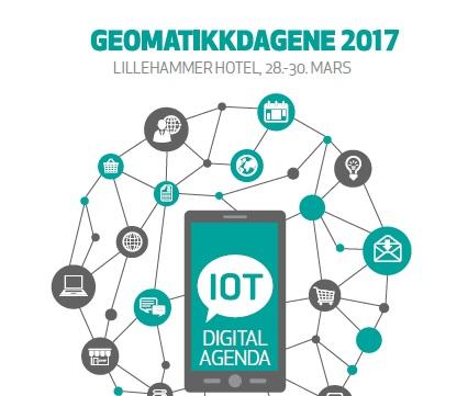 Geomatikkdagene 2017 – program