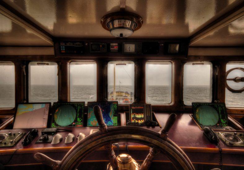 Falske GPS-signaler i Svartehavet