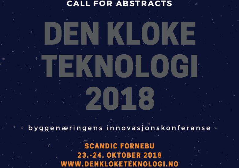 Call for abstracts DKT 2018