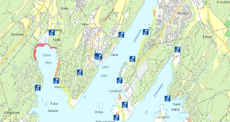 Fredrikstad med lavterskelløsning for rydding av plast ved havet