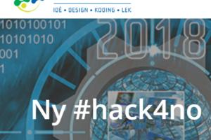 Hackathon for fjerde gang