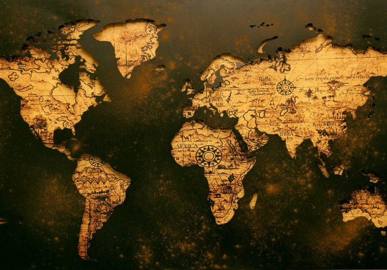 Etterlyser kart i undervisning