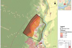Geologisk kartlegging skal trygge bygging i bratt terreng