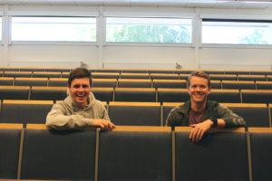 Ferske geomatikkstudenter