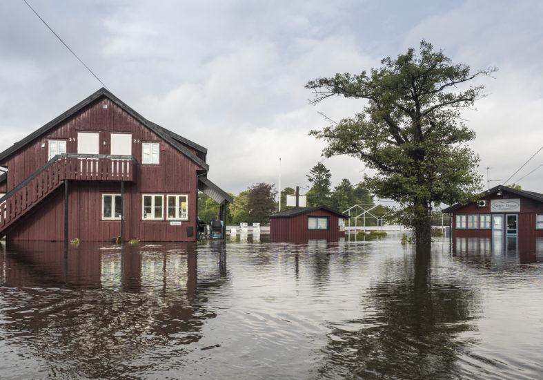 Kommunene må forebygge skader fra overvann