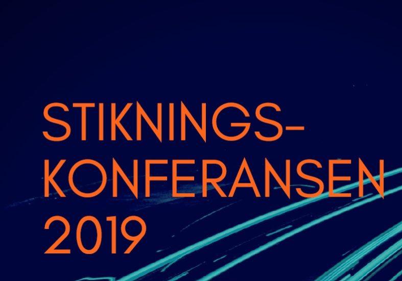 Stikningskonferansen 2019