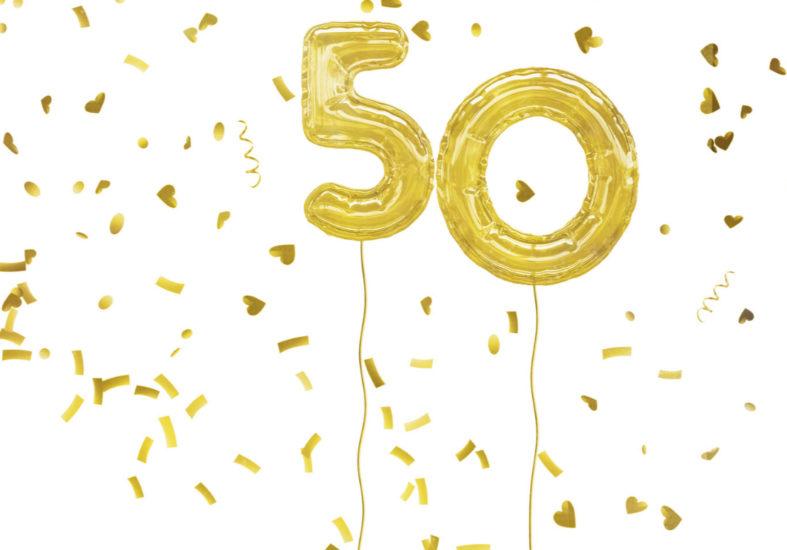 GeoForum 50 år