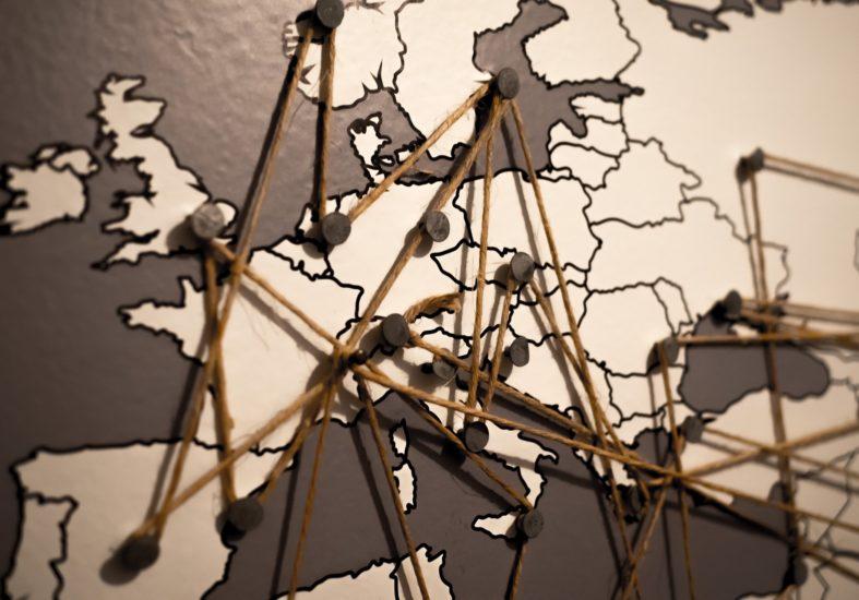 Facebook-kart mot epidemier