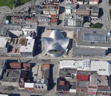 Skap historier med Google Earth