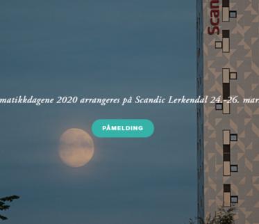 Geomatikkdagene 2020