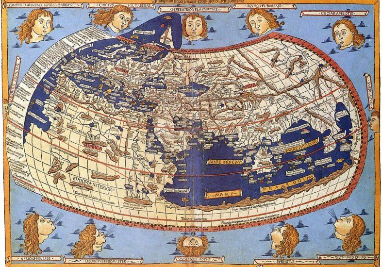 Fremskritt representert i kart