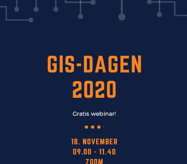 GIS-dagen 2020